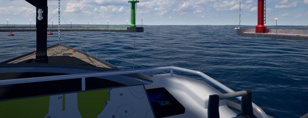 symulator żeglarstwa