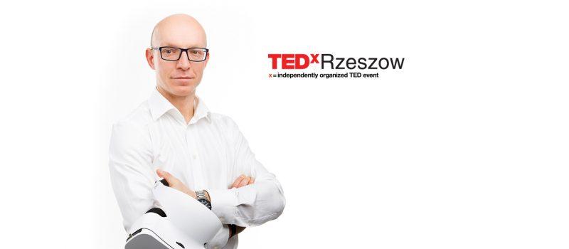 TEDx_ŁukaszBis